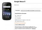 Nexus S chez MeilleurMobile