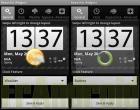 Beautiful Widgets s'offre des widgets SuperClock, et fond d'écran animé en OpenGL