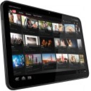 Motorola couronné au CES, prêt à distribuer 800 000 tablettes Xoom au premier trimestre
