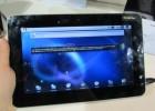 Shuttle arrive avec une ligne de tablettes Android