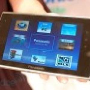 Panasonic présente la gamme Viera : des tablettes sous Android