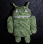 Quelques créations d'une fan d'Android