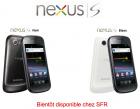 Le Nexus S sera bientôt disponible en Suisse, la version blanche sera vendue en France chez SFR