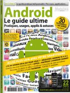 Cinq exemplaires du magazine «Android, le guide ultime» à gagner sur FrAndroid