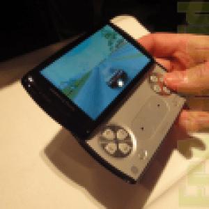 Le Sony Ericsson Xperia Play chez Virgin Mobile à la fin mars