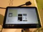 Présentation de l'Android Market pour tablettes (Honeycomb)