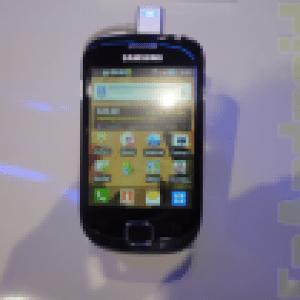 Présentation des Samsung Galaxy Fit, Gio et Mini