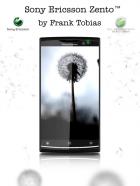 Deux concepts de téléphones Sony Ericsson : Zento et Xeta