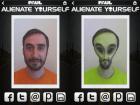Transformez-vous en alien, grâce à Paul !
