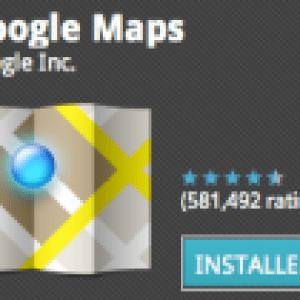 Nouvelle version de Google Maps : amélioration des check-ins pour Latitude