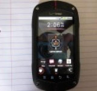 Casio va lancer un téléphone sous Android : le G'zOne C771