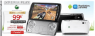 Le Sony Ericsson Xperia Play en vente chez Virgin Mobile