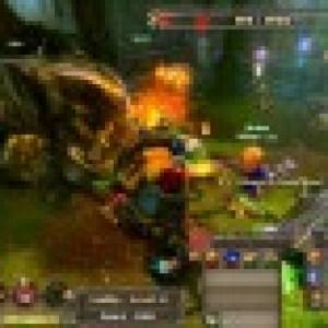 Le jeu d'action-aventure Dungeon Defenders devient gratuit