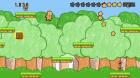 Gingerbread Dash : un mario-like qui saute en permanence !