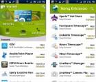Sony Ericsson lance sa chaîne d'applications sur l'Android Market