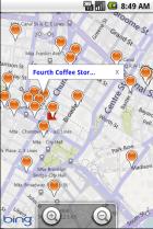Un SDK pour utiliser Bing Maps sur Android