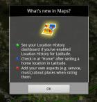 Google Maps mis à jour : peu de nouveautés