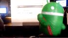 Le retour du bugdroid danseur de chez Sony Ericsson (Vidéo)