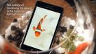 Une publicité pour le Samsung Galaxy S II sous Android