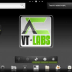 Un launcher pour les tablettes Android