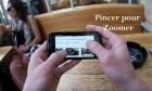 Une journée avec le Google Nexus S sur Android (Vidéo)