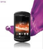 Sony Ericsson WT18i : un nouveau smartphone Walkman sous Android