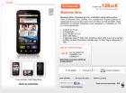 Le Motorola Atrix est disponible chez Orange
