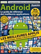 Magazine Android : les meilleures applications + concours