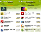 Il est désormais possible de filtrer le contenu de l'Android Market