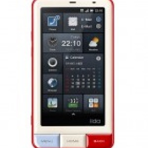 KDDI Infobar A01 : un smartphone Android avec une interface s'inspirant de Windows Phone 7