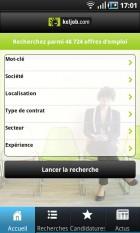 Keljob.com : une application utile pour vous aider dans votre recherche d'emploi