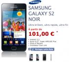 Le Samsung Galaxy S II est proposé à partir d'1€ chez NRJ Mobile (après ODR)