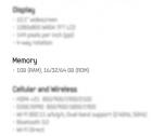 La Samsung Galaxy Tab 10.1 n'a pas de lecteur de cartes microSD