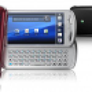 Le Sony Ericsson Xperia Pro est repoussé au mois de juillet