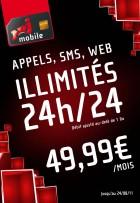 NRJ Mobile va lancer son forfait tout illimité «Ultimate Illimité» le 22 juin