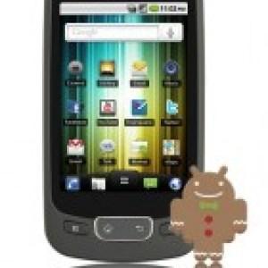 La ROM sous Gingerbread du LG Optimus One vient de fuiter