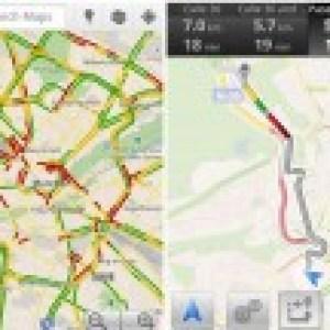 Google Maps : La couverture trafic s'invite dans 13 nouveaux pays européens
