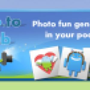 Pho.to Lab, créez des photomontages et photocollages sur votre smartphone Android