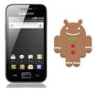 Le Samsung Galaxy Ace passe actuellement sous Gingerbread chez SFR et Virgin Mobile