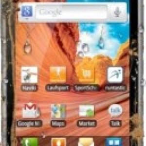 Le Samsung Galaxy XCover à toutes épreuves