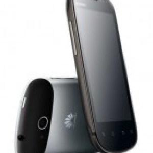 Huawei Vision, un smartphone de 3.7″ sous Android 2.3