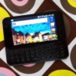 LG Optimus Note, un smartphone de 4″ à clavier physique coulissant bientôt en Corée du Sud