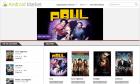 La location de films sur l'Android Market est maintenant accessible aux canadiens