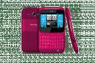 SFR commercialise un HTC ChaCha noir et un «framboise»