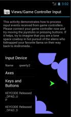 Android ICS apporte une totale compatibilité avec les contrôleurs de jeux externes