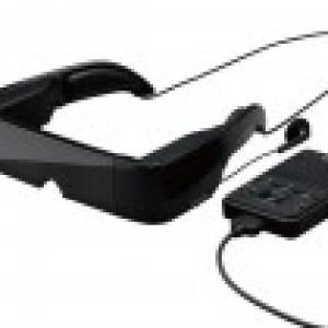 Epson Moverio BT-100 : Des lunettes immersives sous Android
