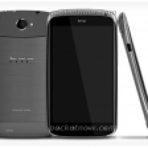 HTC Ville : plus fin que le Motorola RAZR ?
