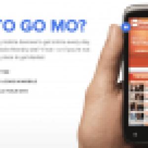 Google lance l'initiative GoMo, pour donner les bonnes pratiques pour les sites mobiles et la publicité