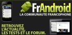 FrAndroid : l'application est disponible pour smartphone et tablette