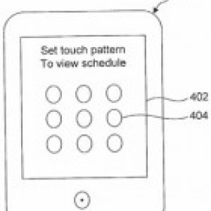 Le schéma de verrouillage est breveté par Google